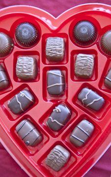 Free Chocolates Stock Images - 7971634