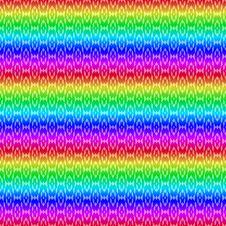 Rainbow Stars Royalty Free Stock Photography