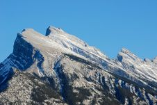Free Mountain In Rockies Royalty Free Stock Image - 7972326