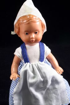 Free Female German Doll Stock Photo - 7972330