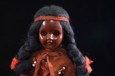 Free Indian Doll Stock Photos - 7972333