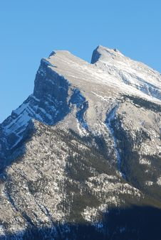 Free Mountain In Rockies Stock Images - 7972364
