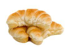 Free Three Croissants Stock Photo - 7972790