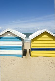 Free Bathing Boxes Royalty Free Stock Photos - 7973028