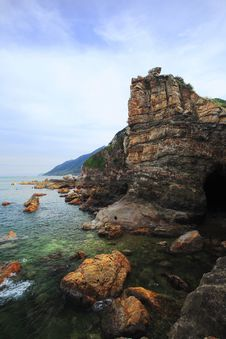 Free Seaside View,The Top 10 Coast Of China Stock Photo - 7973620