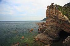 Free The Top 10 Beautiful Coast Of China Stock Photos - 7973783