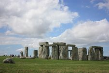 Free Stonehenge Royalty Free Stock Photo - 7974805