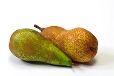 Free Two Pear Stock Images - 7975104