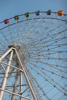 Giant Wheel 3 Stock Image