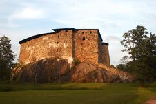 Free Finland Fortress Royalty Free Stock Image - 7975576