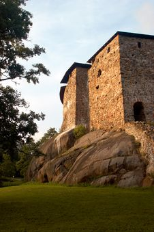 Free Finland Fortress Stock Image - 7975621