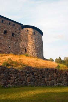 Free Finland Fortress Stock Image - 7975691