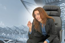 Free Businesswoman Royalty Free Stock Photos - 7975998