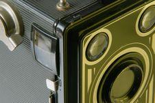 Free Camera Box Stock Photo - 7976650