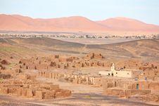 Free Abandoned Village Royalty Free Stock Photos - 7976688