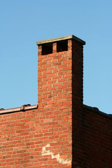 Free Chimney Royalty Free Stock Photos - 7977178