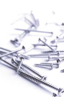 Free Metal Screws Stock Images - 7977814