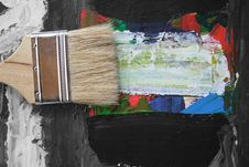Free Painting. Stock Images - 7978284