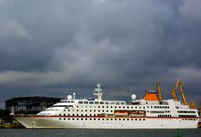 Free Baltic Cruise Ship. Royalty Free Stock Image - 7978376