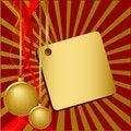 Free Gold Christmas Ball Stock Photos - 7980853