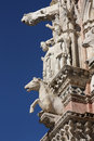Free Architectural Details Of Medieval Cathedral In Sie Royalty Free Stock Photo - 7988085