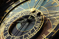 Free Astronomical Clock In Czech Capital Prague Royalty Free Stock Photo - 7988225