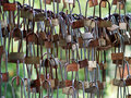 Free Lijiang Locks Royalty Free Stock Photos - 7988258