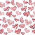 Free Seamless Valentines Royalty Free Stock Photos - 7988438
