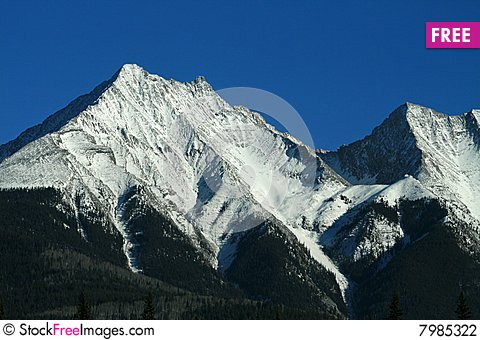 Free Canadian Rockies Stock Photography - 7985322