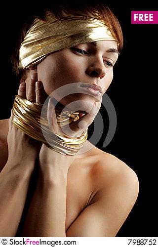 Free Glamour Man Stock Photography - 7988752