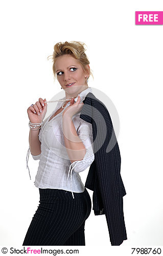 Free A Nice Woman In Her Recreation Time Stock Photo - 7988760