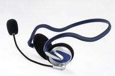 Free Headphones Royalty Free Stock Photos - 7980518