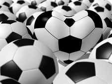 Free Balls Royalty Free Stock Image - 7981266