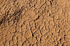 Free Red Dirt Royalty Free Stock Images - 7981659