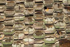 Free Shingled Wall Stock Photography - 7981662