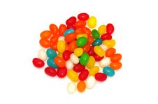 Free Jellybeans Royalty Free Stock Photography - 7982207