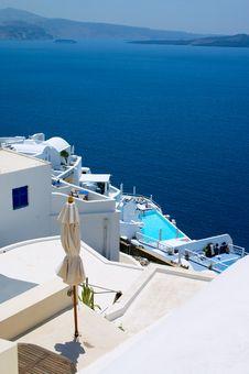 Free Santorini Island Royalty Free Stock Photos - 7982818