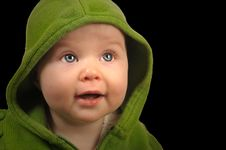 Free Baby Girl Royalty Free Stock Photography - 7982987