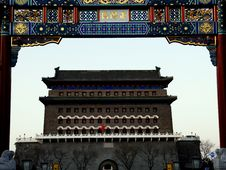 Free Chinese Building Royalty Free Stock Photos - 7984138