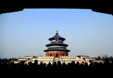 Free China Architecture Stock Photography - 7984262