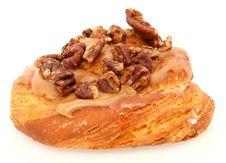Free Maple Pecan Doughnut Royalty Free Stock Images - 7985019