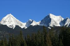 Free Canadian Rockies Stock Photography - 7985332