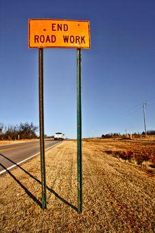 Free Road Work Stock Image - 7985511