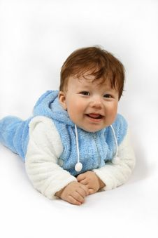 Free Happy Baby-boy Stock Images - 7986074