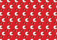 Free Cherry Pattern Royalty Free Stock Photography - 7986157