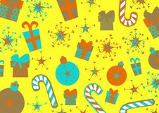 Free Christmas Backgroun Royalty Free Stock Image - 7986186