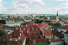 Free Prague Panorama Royalty Free Stock Images - 7986249