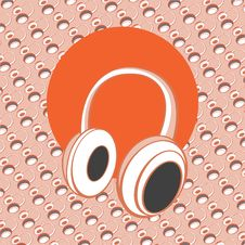 Free Head - Phones Stock Image - 7986571