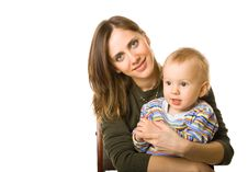 Free Mother And Son Royalty Free Stock Image - 7987506