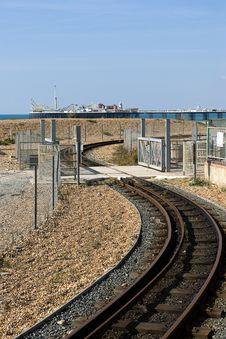Free Light Railway In Brighton Stock Photos - 7987663